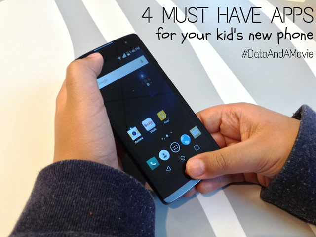 4 Must Have Apps for Your Kid's New Phone #FamilyMobile PLUS