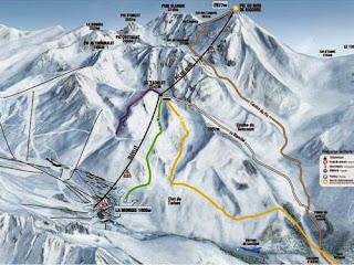 ouverture 2013 100 % freeride au Pic du Midi de bigorre