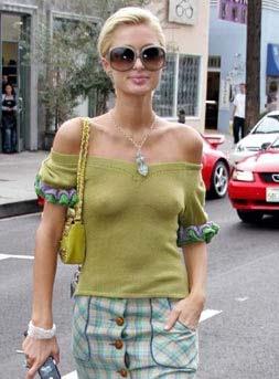 Recent Paris Hilton Pictures