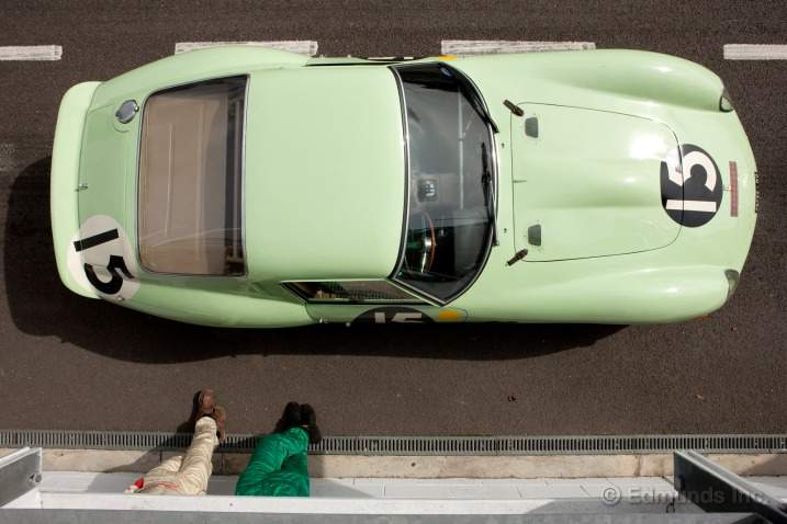 Ferrari 250 GTO Stirling Moss
