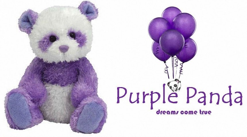 Purple Panda