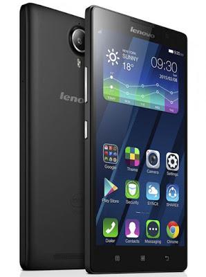 Spesifikasi dan Harga Lenovo P90 Terbaru, Phablet 4G LTE Kamera 13 MP