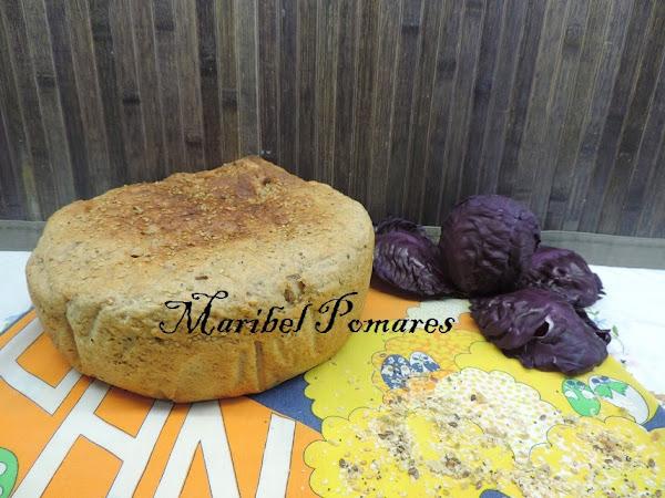 Pan integral de col lombarda cocinar en casa es for Cocinar col lombarda