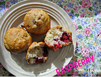 It's Always Ruetten: Classic Raspberry Muffins