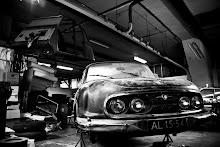 Tatra 603 Ledsled project