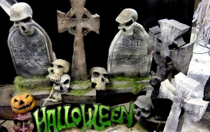 Ambientación para fiestas temáticas...Halloween