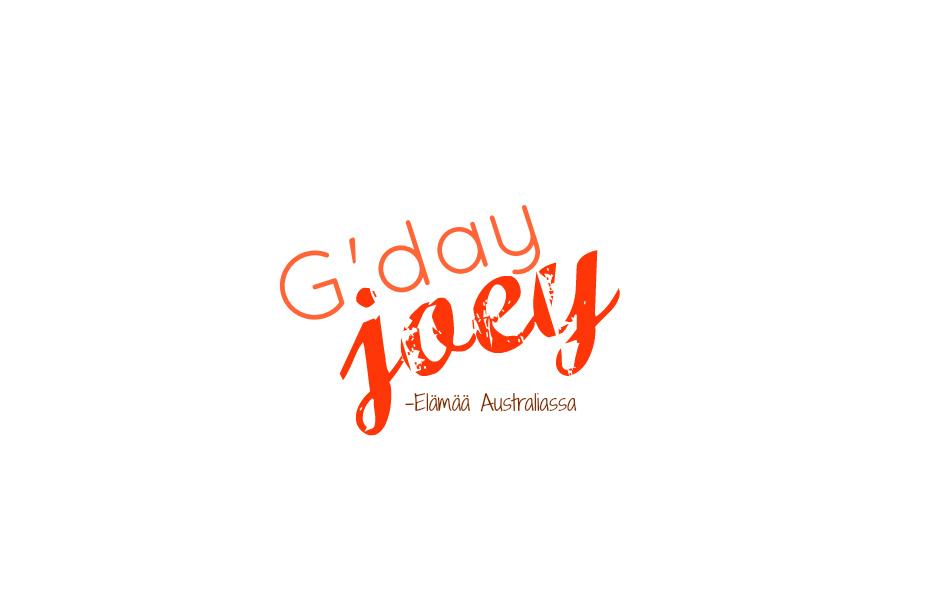 G'day joey