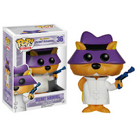 Funko Pop! Secret Squirrel