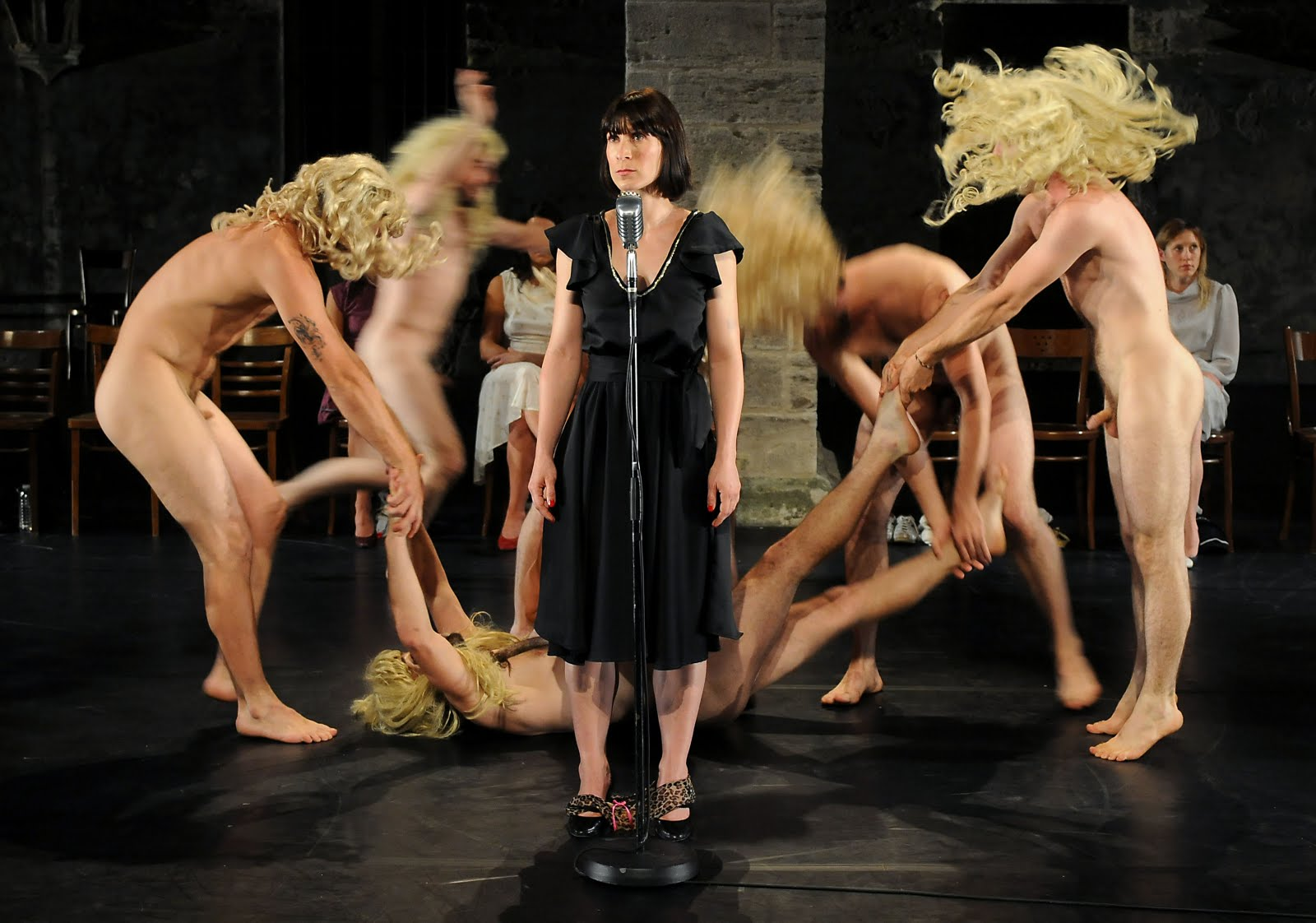 Театры фото спектаклей эротические