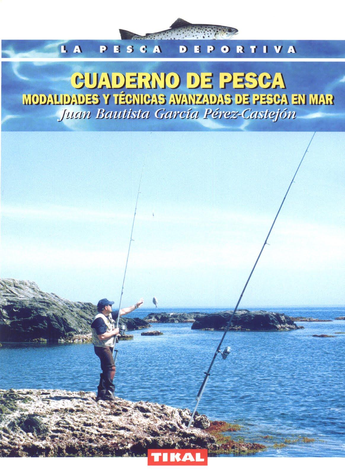 CUADERNO DE PESCA