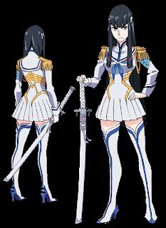 คิริวอิน ซัตสึกิ (Kiryuin Satsuki)