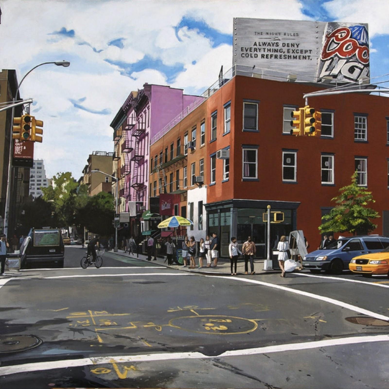 paisajes-urbanos-pintados-en-hiperrealismo-al-oleo