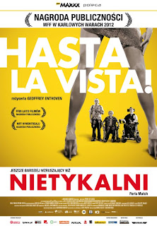 film hasta la vista plakat