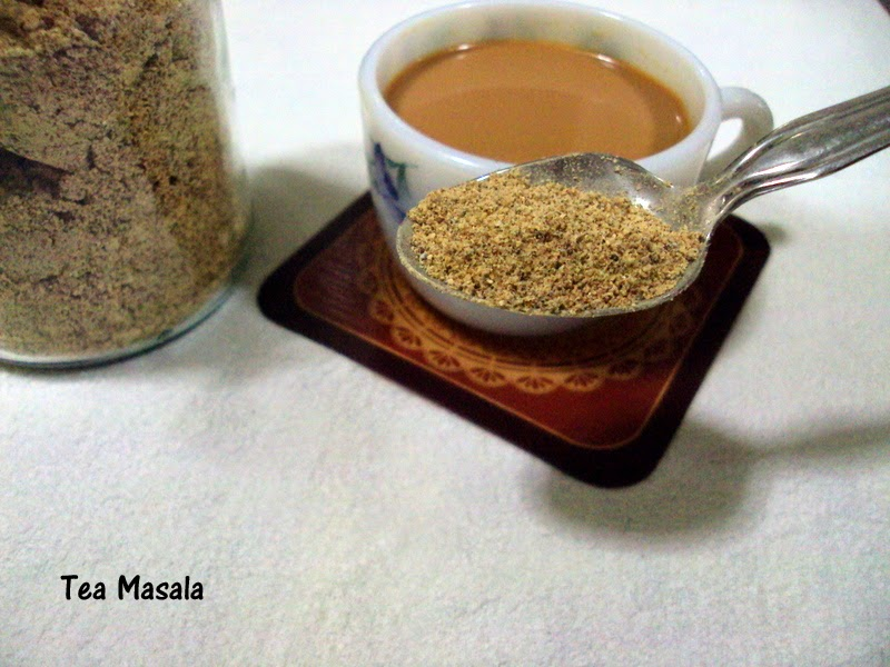 masala tea powder instructions