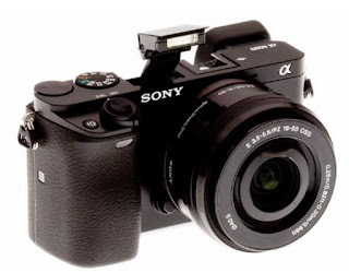 Price and Specifications Sony A6000 Camera