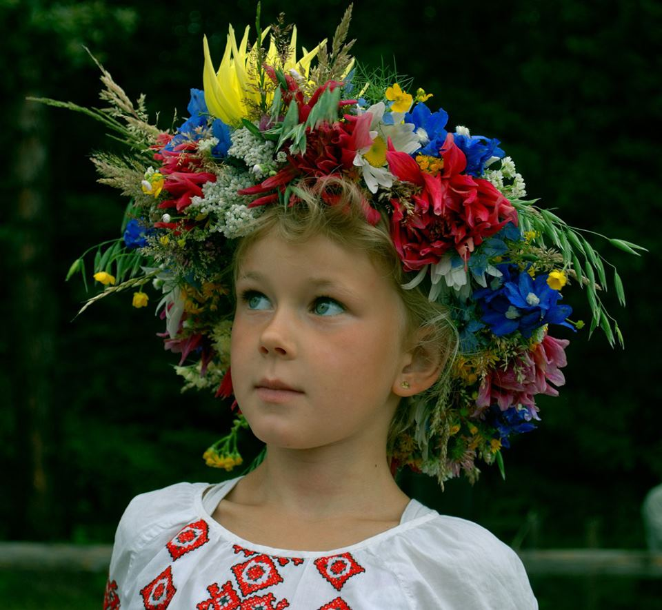Ukrainian calgary flowers family future the vinok ancestral homes depended on medicinal herbs flowers plants to protect and ensure the familys longevity that is why much of ukrainian folklore is tied up dhlflorist Gallery
