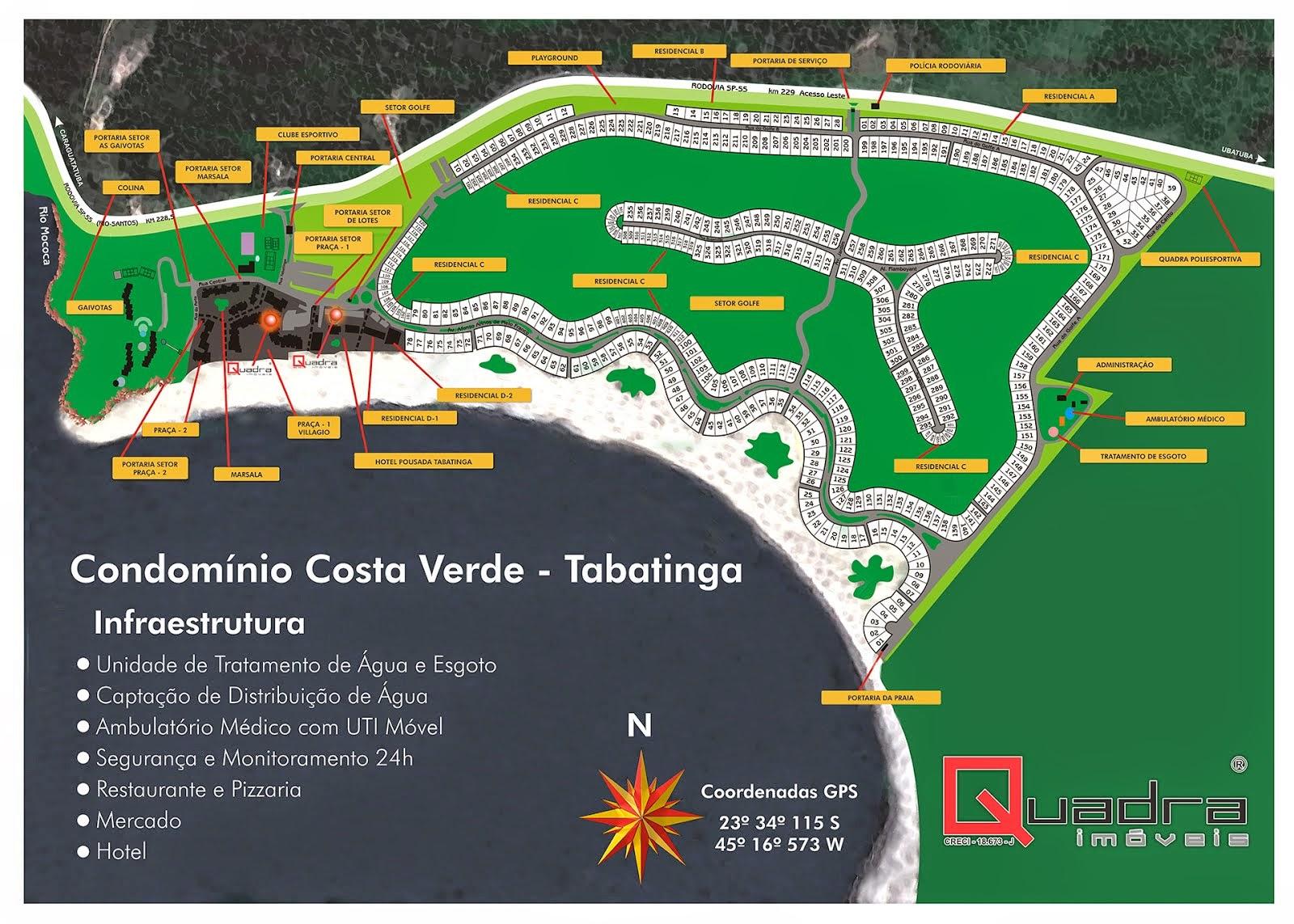 Condomínio Costa Verde Tabatinga