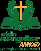 Rádio Evangelizar 1060 AM de Curitiba ao vivo, a melhor rádio católica do Brasil