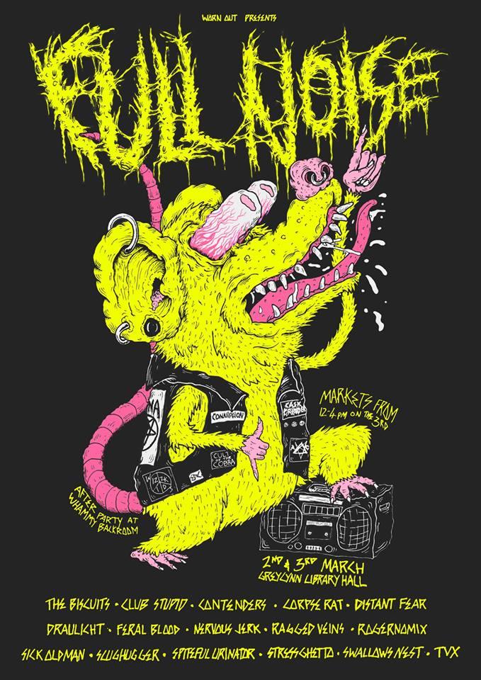 Full Noise 2018