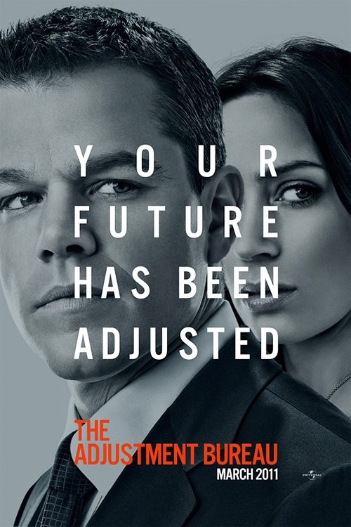 movie hit world movie title the adjustment bureau 2011