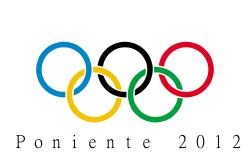 Olimpiadas en poniente