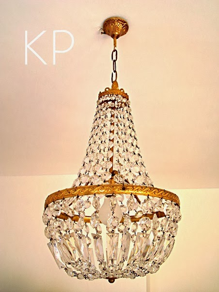 Comprar lámpara de techo vintage chandelier estilo clásico.