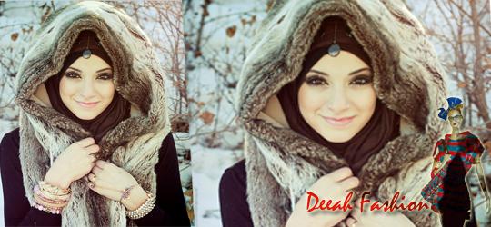 Gaya Jilbab Musim Dingin BoldChic