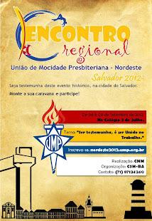 Encontro Regional de UMP's - Nordeste
