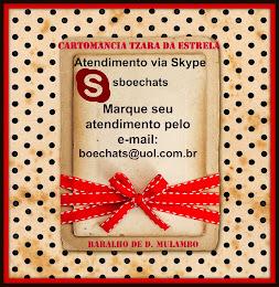 Atendimento via Skype