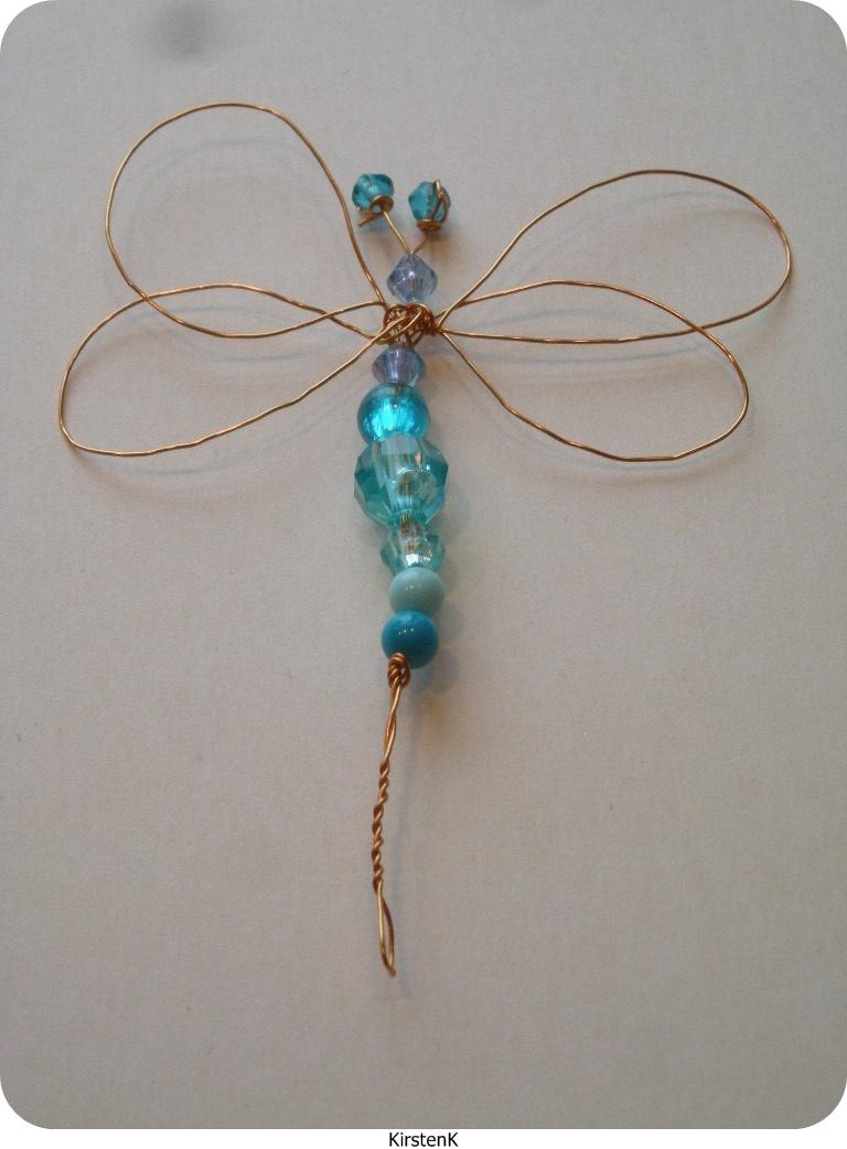 DIY Guldsmed/sommerfugl