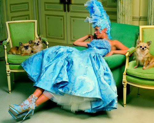 Tim Walker, Kate Moss