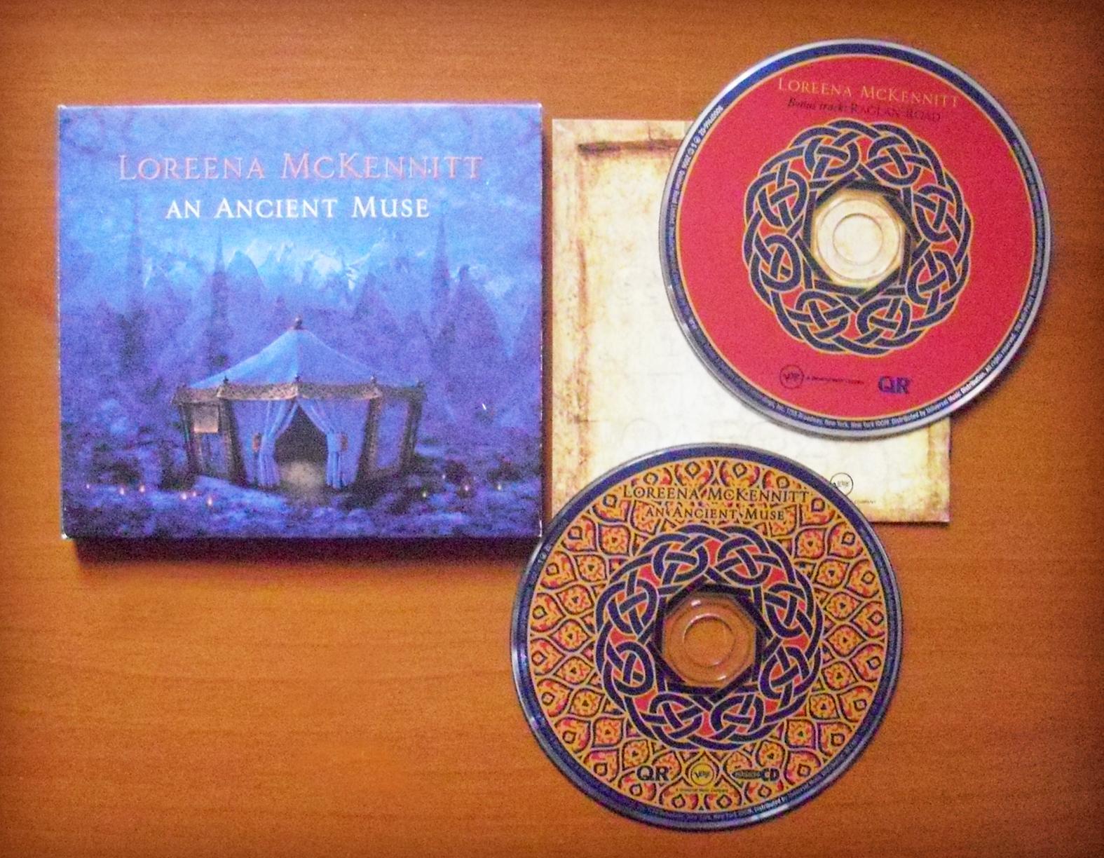 loreena mckennitt collection 2006 an ancient muse b u0026n exclusive