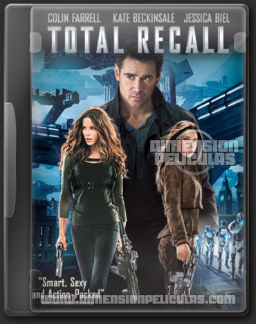 Total Recall (BRRip HD Español Latino) (2012)