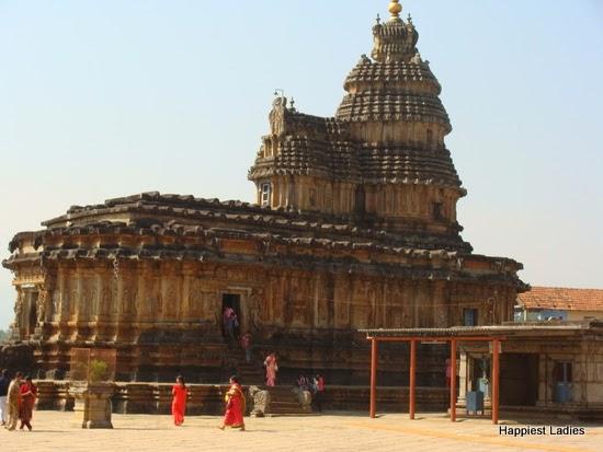 Sringeri Sri Vidyashankara Temple