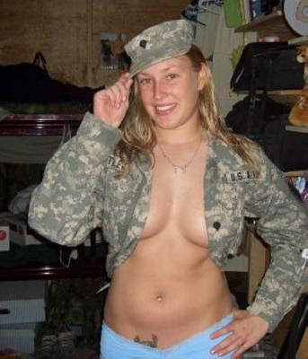 sexy army chicks