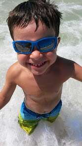 Andrew at Siesta Key Beach