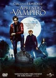 Circo dos Horrores O Aprendiz de Vampiro Dublado