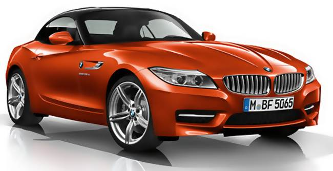 2017 BMW Z4 Roadster Review Configuration