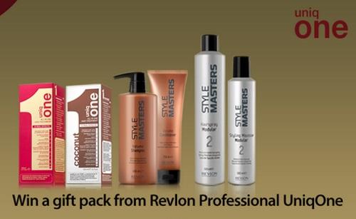 Topbox Revlon Professional UniqOne Giveaway