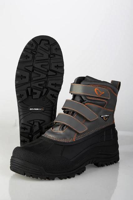 Quentin Combe Savage Gear Nouveautés News 2014 Vêtements Extreme Boot Légère Robuste Confortable Crantée