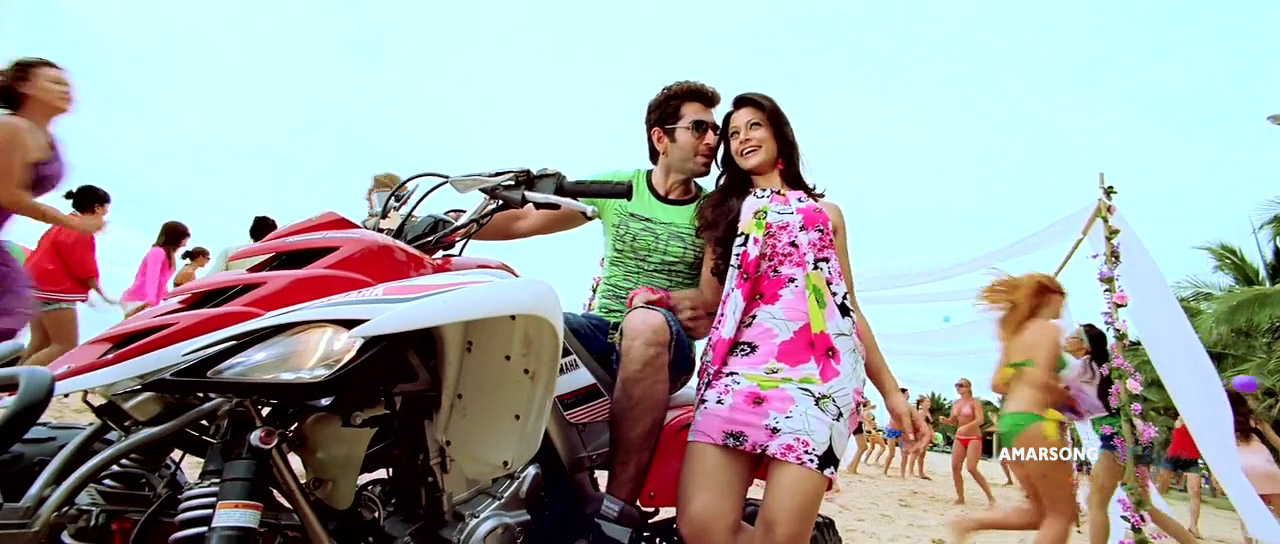 Tumse Pyaar Hai Already-100% Love (2012) 720P Upscaled Music Video Download