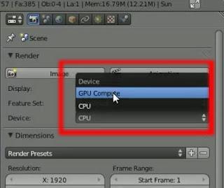 Renderizando por GPU