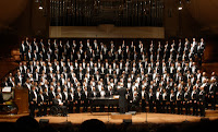 San Francisco Gay Men's Chorus at Davies Symphony Hall, April 2011