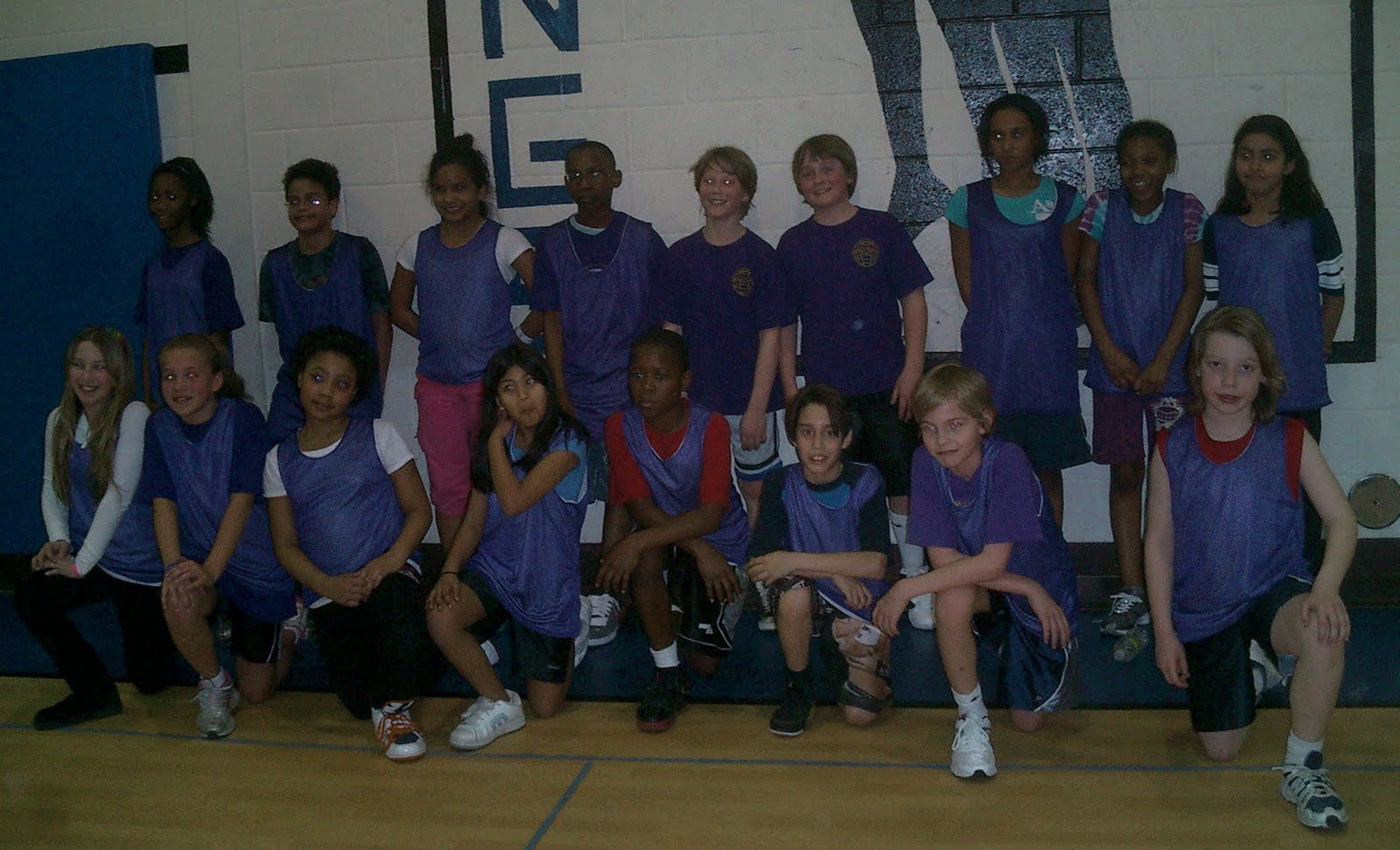 Fishers Island School Basketball