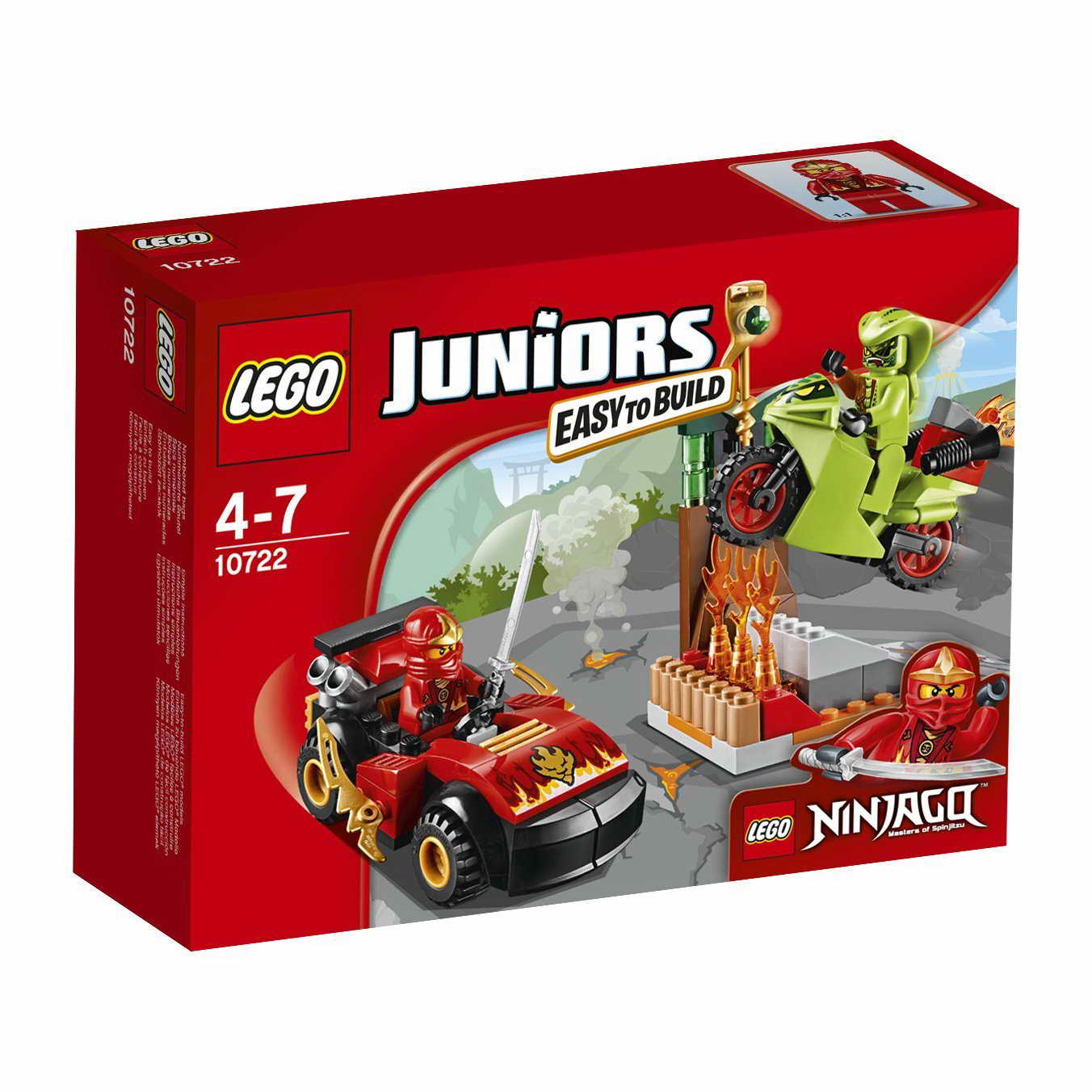 Lego gossip 231215 lego 10722 ninjago snake showdown box - Lego ninjago 4 ...