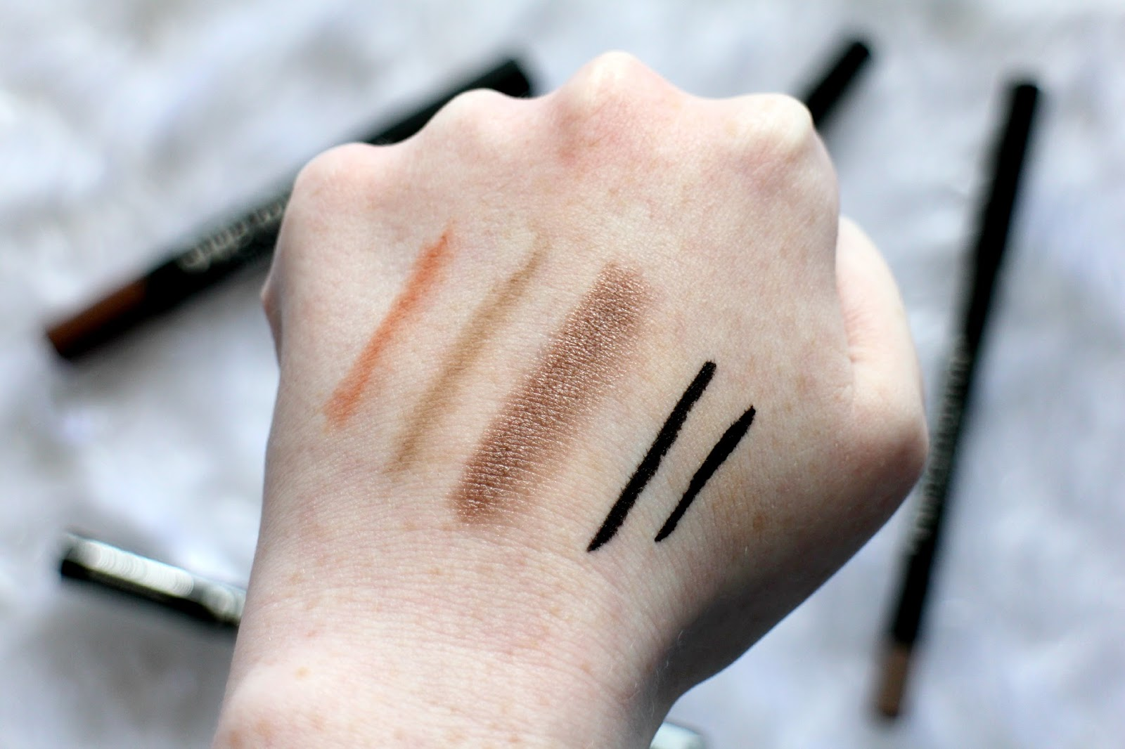 New Look Pure Colour Swatches