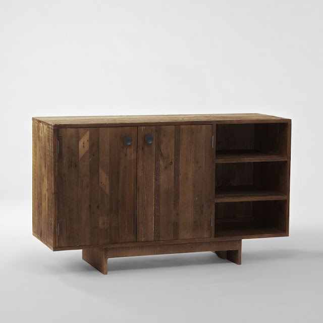Beautiful abodes the portable buffet for Sideboard porta