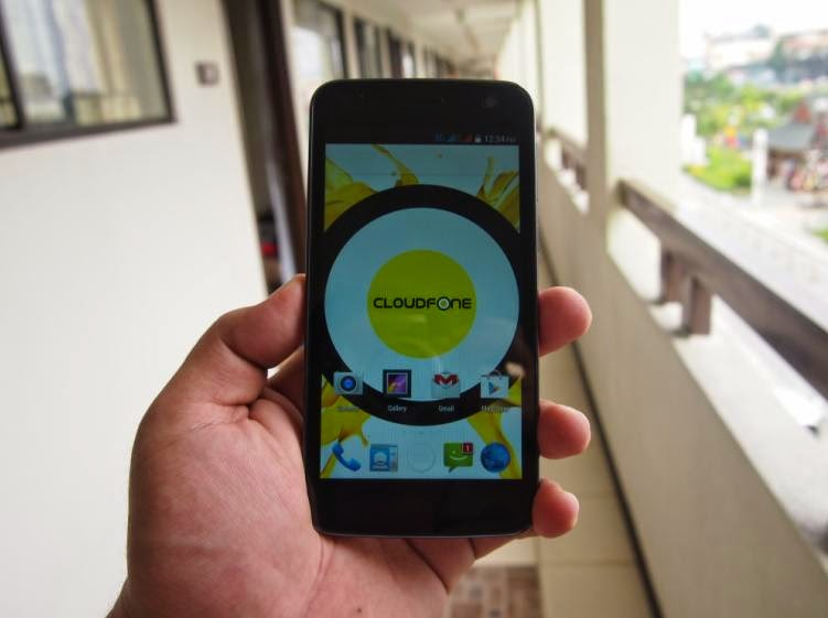 Cloudfone Excite 501o Unboxing and Hands-on, The Most Affordable Octa Core Device