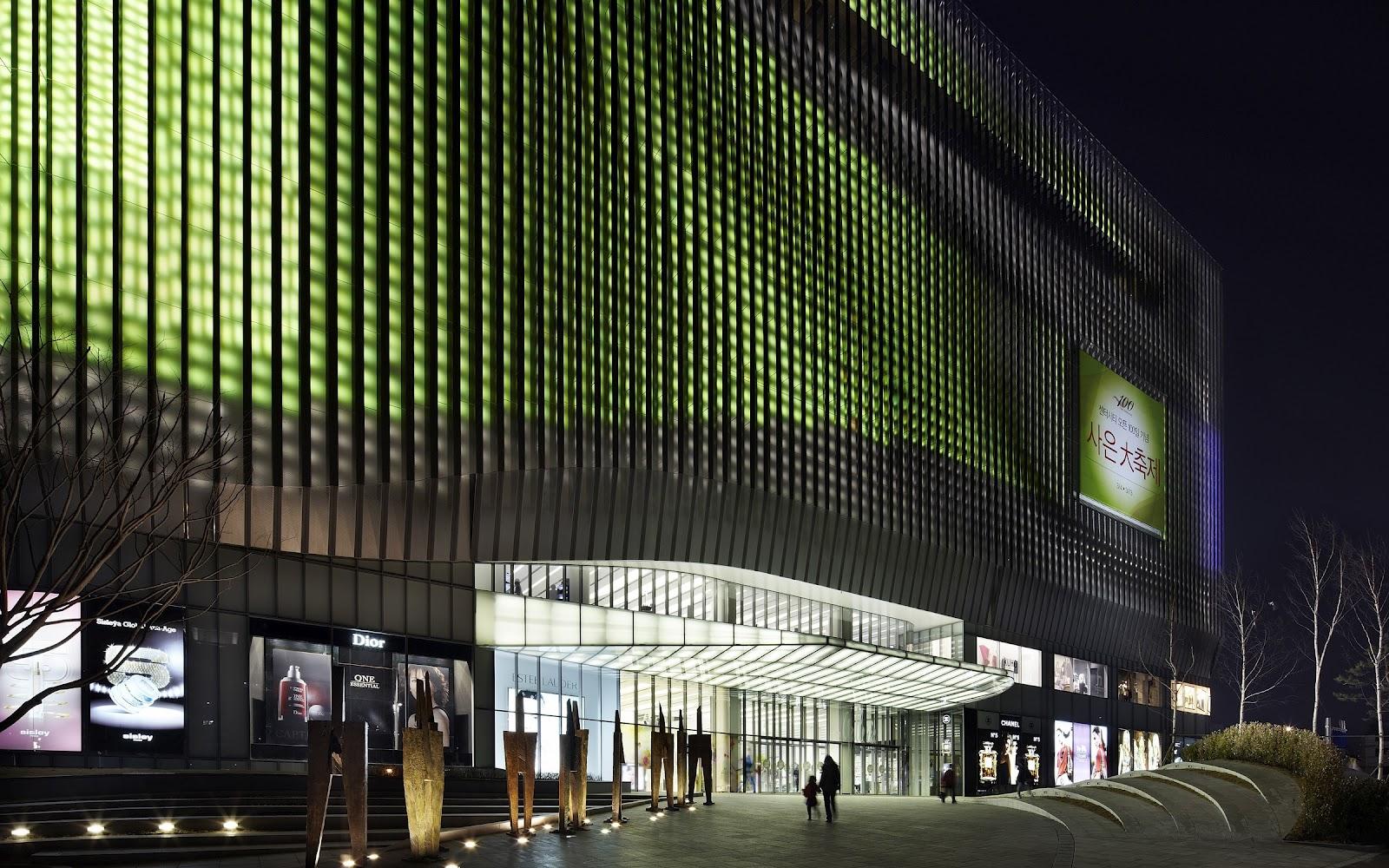 World of architecture modern architecture centercity for Un studio architecture