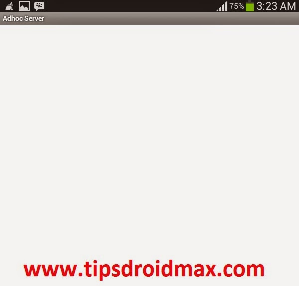 Cara Multyplayer Pada PPSSPP Di Android Via Tethering